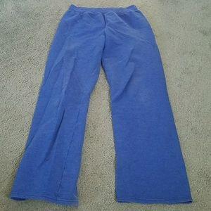 Hanes Blue Sweatpants